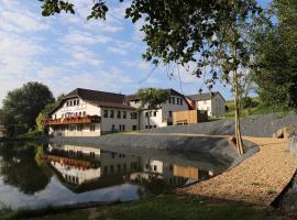 Hotel Burg Hof, hotel in Burg-Reuland