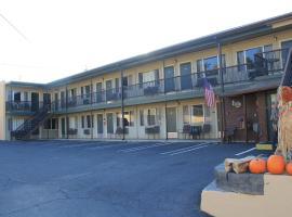 John Day Motel, pet-friendly hotel in John Day