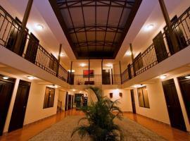 Hotel El Cerro, hotel en Liberia