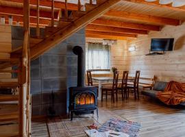 Domek na Zagrodzie – hotel w pobliżu miejsca Ośrodek narciarski Wielka Racza w mieście Rycerka Górna