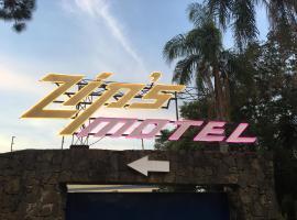Zip´s Motel, hotel in Campinas