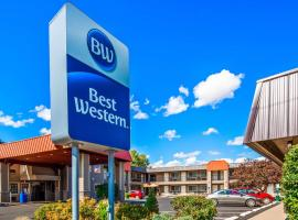Best Western John Day Inn, hotel v mestu John Day