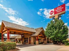 Best Western Plus High Country Inn, hotel in Ogden
