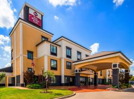 Best Western Barsana Hotel & Suites, hotel near Will Rogers World Airport - OKC, Oklahoma City