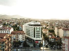 Ramada Isparta, hotel in Isparta