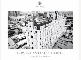 CityHouse-Sonata Residence & Hotel, hotel in Ho Chi Minh City