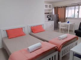 New Room & Laundry, hotel in Nonthaburi