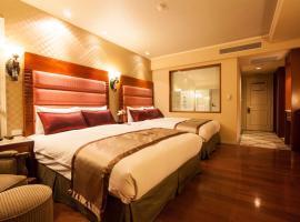 花蓮香城大飯店,花蓮市花蓮天惠堂附近的飯店