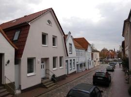 Haus am Hafen, Hotel in Neustadt in Holstein