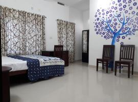 Palm Bay Beach Residency, accessible hotel in Varkala