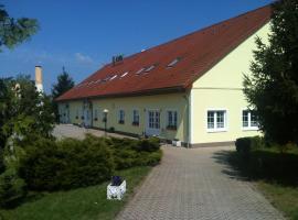 Hotel-Pension Am Mühlberg, Hotel in Lübbenau