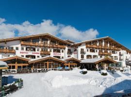 Spa Hotel Sonne - 4 Sterne Superior, hotel in Kirchberg in Tirol