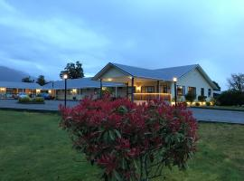 High Peaks Hotel, hotel in Fox Glacier