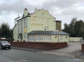 The Glazebury Hotel, hotel near Palace Night Club, Glazebury