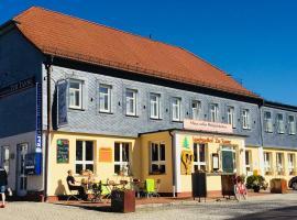 Landgasthof Zur Tanne, hotel i Waltershausen