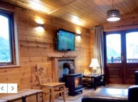 Caol Gleann Lodge, lodge in Rowardennan