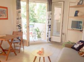 Appartement Eglantines, hotel near Hospital La Colombière, Montpellier