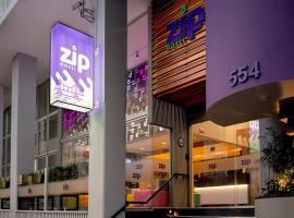 Hotel Zip Florianópolis, hotel in Florianópolis
