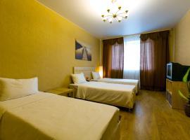 Dobrye Sutki - Komandirovka 6+, self catering accommodation in Podolsk