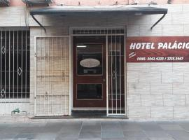 Hotel Palácio - Próx ao Hospital Santa Casa, hotel near Usina do Gasometro Cultural Center, Porto Alegre
