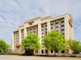 Hampton Inn Louisville Downtown, hotel in Louisville