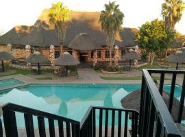 The Big Five Lodge, hotel en Gaborone