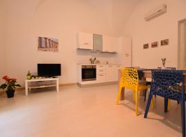 Tambù Apartments, camera con cucina a Catania