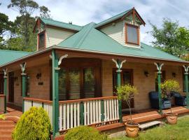 Cascades Manor Luxury Homestay Katoomba, hotel near Katoomba Scenic World, Katoomba
