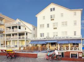 Majestic Hotel & Apartments, hotel in Ocean City