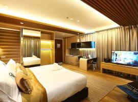 Montana Hotel Songkhla, hotel in Songkhla