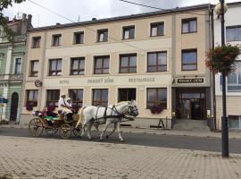 Hotel Panský dům, hotel in Blovice