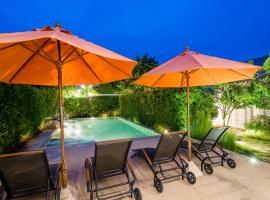 Baan Yenchai Boutique, Private Pool villa, Hua Hin, spa hotel in Hua Hin
