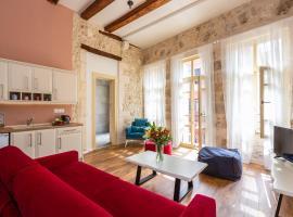 Casa Del Mare, serviced apartment in Rethymno Town