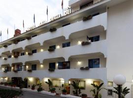 HOTEL BAIA DEGLI DEI, отель в Джардини-Наксосе