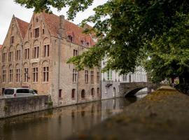Hotel Ter Brughe, hotel in Bruges
