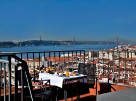 Solar Dos Mouros, hotel em Lisboa