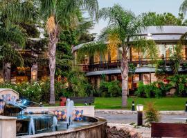 Hacienda Forest View Hotel, hotel in Ma'alot Tarshiha