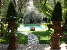 Jardins Secrets, hotel a Nîmes