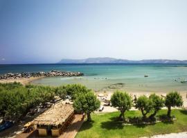 Aphrodite Beach, appartement à Kíssamos