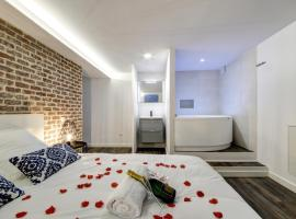 My Toul'House SPA, hotel with jacuzzis in Toulouse