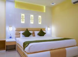 Treebo Trend Hotel Oasis, hotel in Bhubaneshwar