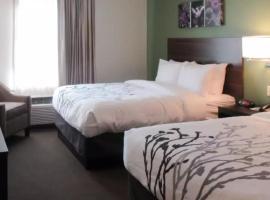 Sleep Inn & Suites, hotel v destinaci Chiloquin