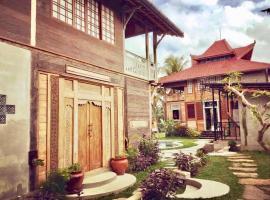 Pondok 108, villa in Ubud