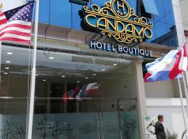Hotel Ayenda Candamo, hotel in Lima
