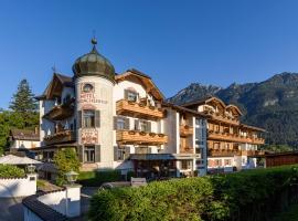 Staudacherhof History & Lifestyle, hotel near Neuschwanstein Castle, Garmisch-Partenkirchen