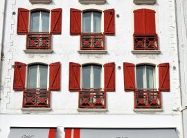 Hotel Colbert, boutique hotel in Saint-Jean-de-Luz
