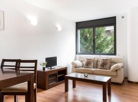 Vista Tarter Apartments, apartment in El Tarter