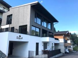Appartement Sunside, Unterkunft zur Selbstverpflegung in Saalbach-Hinterglemm
