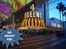 Four Queens Hotel and Casino, hotel in Las Vegas