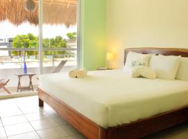La Palmita Budget Boutique Hotel, hotel near Tulum Archeological Site, Tulum